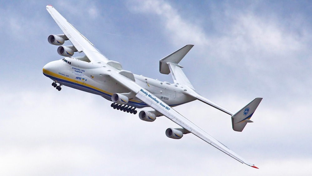 Good Leadership, 3 Hour Startups, The Antonov An-225 and more
