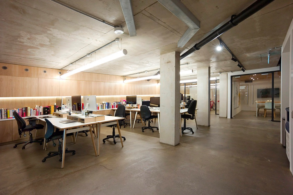 Rosie Lee's London Studio featured in Designed Spaces