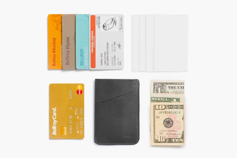 The Bellroy Card Sleeve