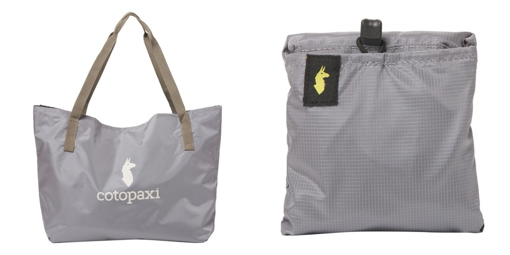 The Packable Cotopaxi Iba Tote