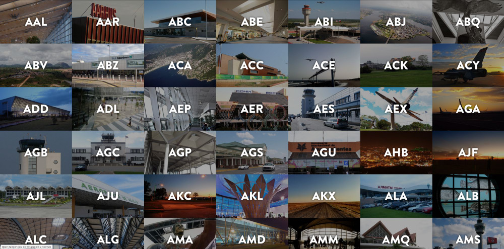 Everything You Need to Know about Airport Codes