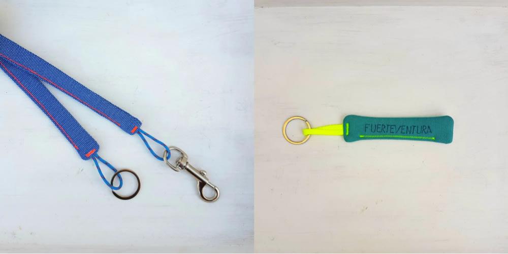 Nutmeg Keychains