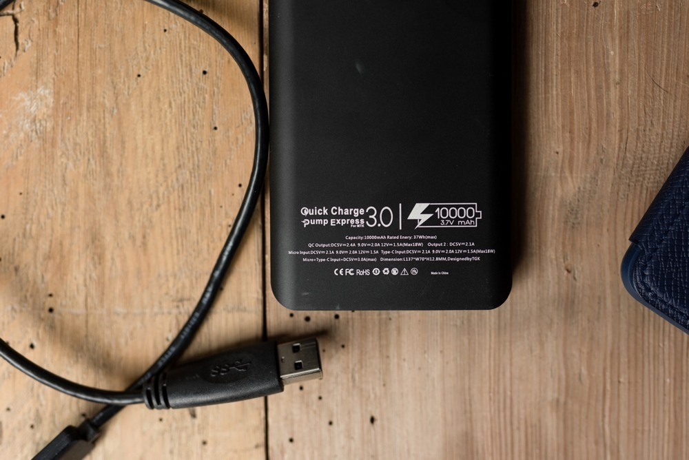 The Redland Battery Charger
