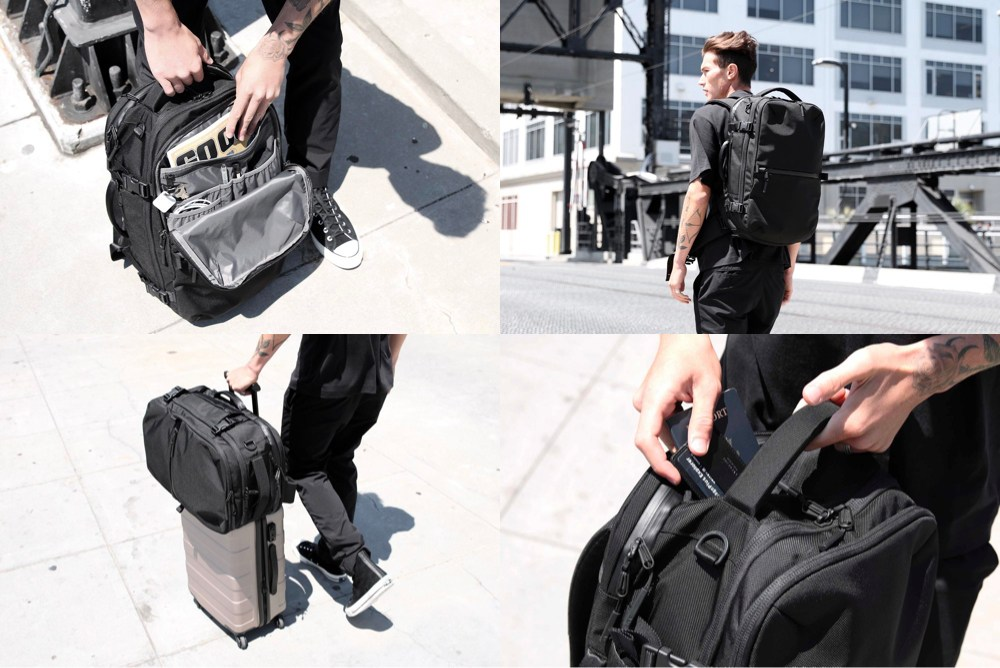 The New Aer Travel Pack 2