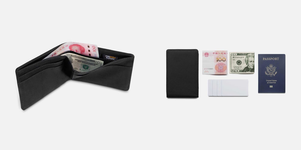 The Aer Travel Wallet