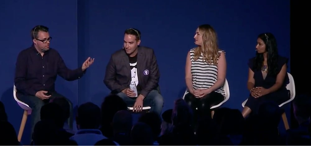 Hosting a Shopify Unite 2018 Panel on The Power of Community