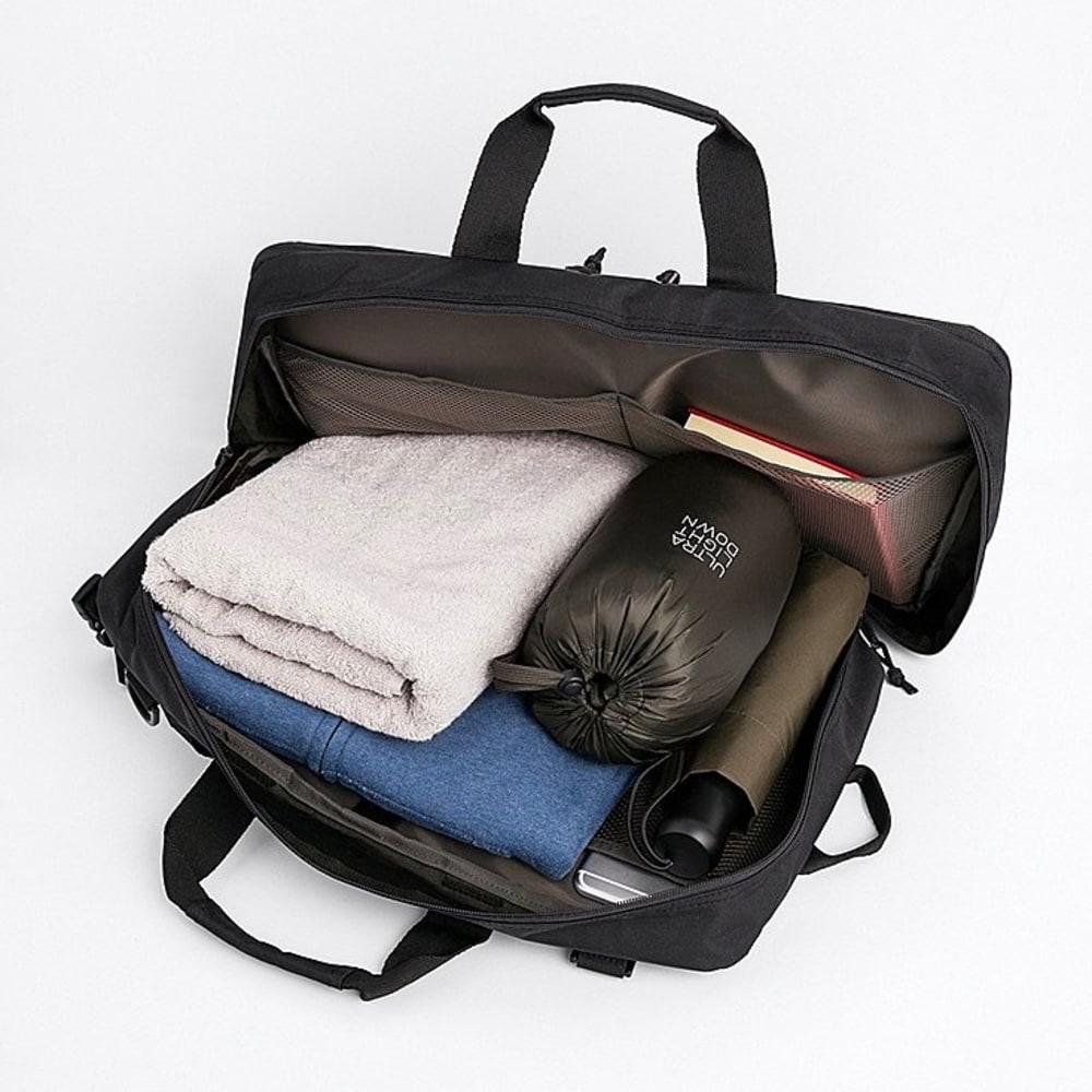 The Uniqlo 3 Way Bag