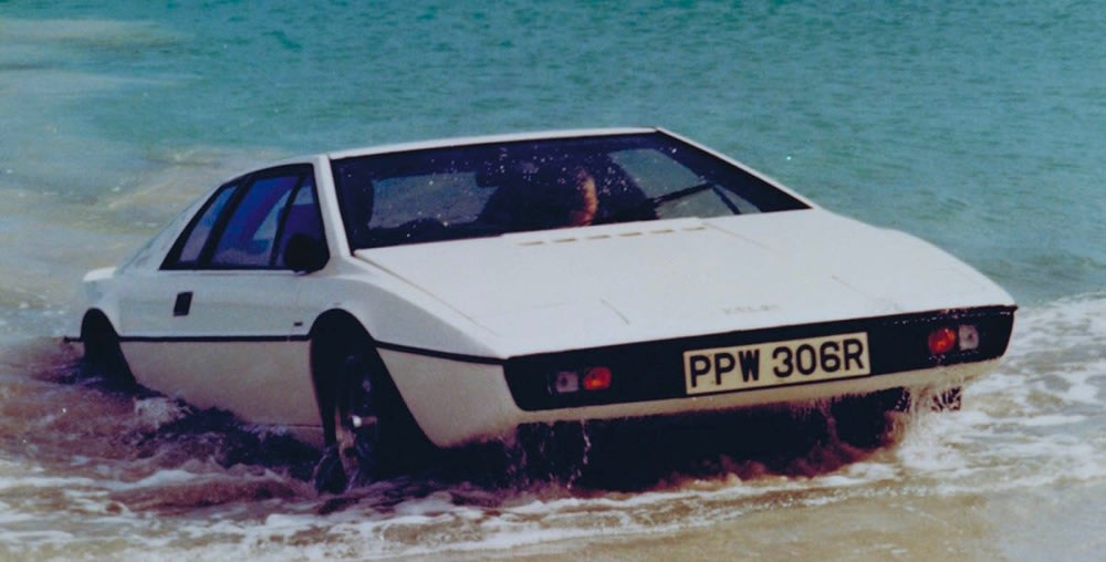 The Lotus Esprit S1 — My Number One