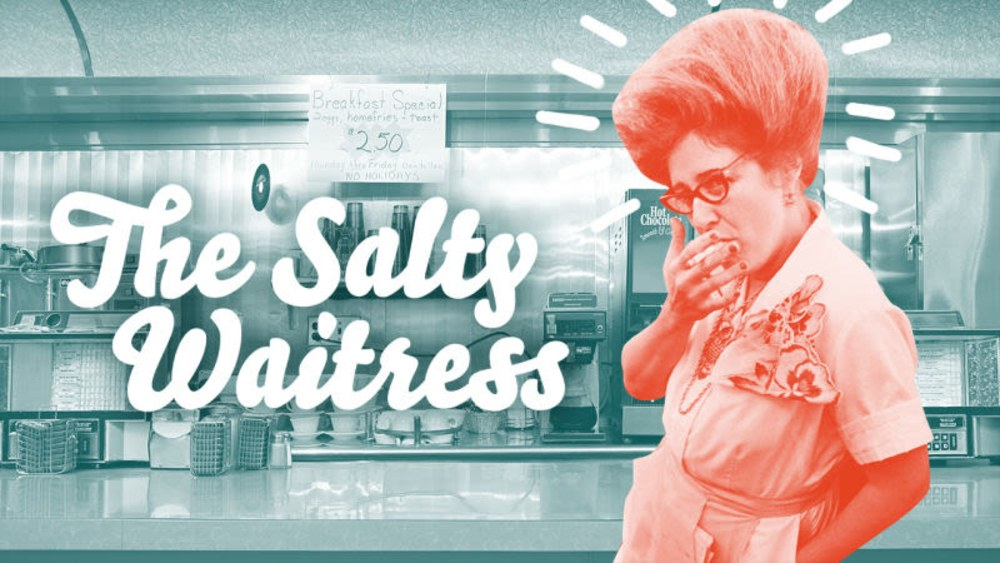 Diner Etiquette courtesy of the Salty Waitress