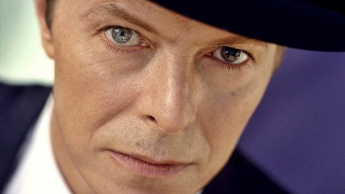 Bowie in 2013