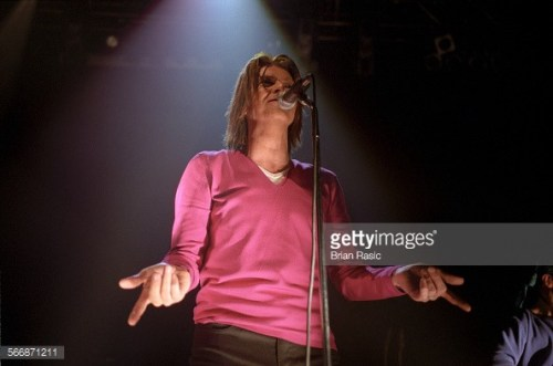 Bowie at the London Astoria, December 2nd 1999
