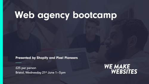 Web Agency Bootcamp Bristol