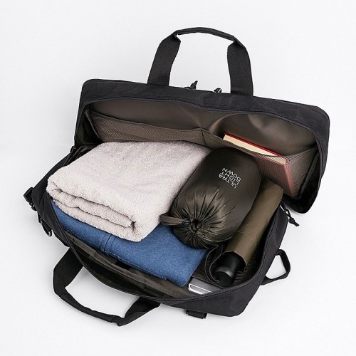 The Uniqlo 3 Way Bag