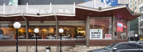 The Much Missed Market Diner