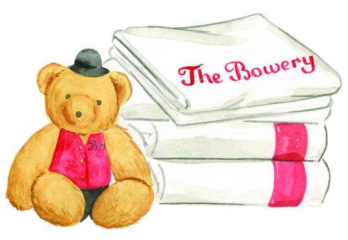 The Bowery Bear