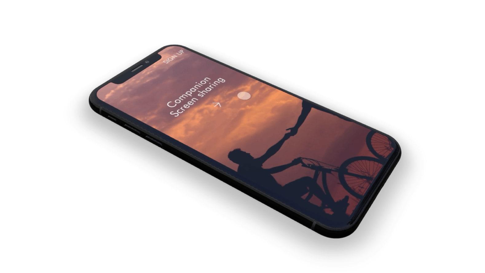 Iphone mockup