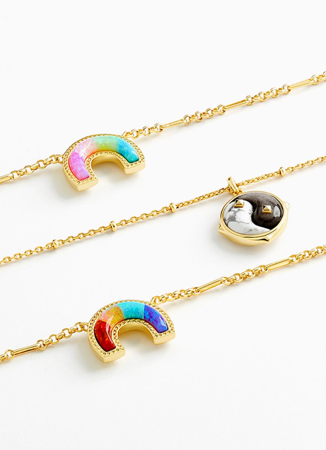 New! Rainbows & Yin Yangs