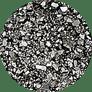 Platinum Drusy