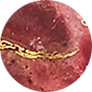 Gemma Triple Strand Necklace