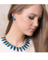 Caralyn Ear Cuffs in Jewel