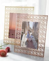 4x6 Filigree Picture Frame
