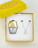 Cory Necklace and Nail Lacquer Set