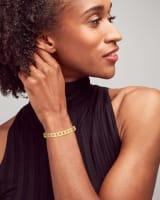 Vincent Chain Bracelet in Gold