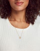 Dira Pendant Necklace in 18k Gold Vermeil