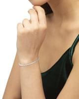 Davis Cuff Bracelet in Sterling Silver