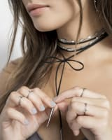 Pierce Lariat Necklace