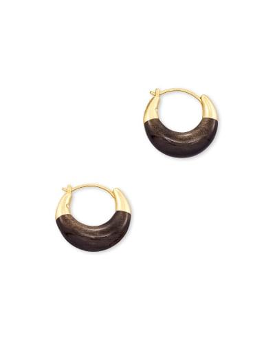 Cass Huggie Earrings