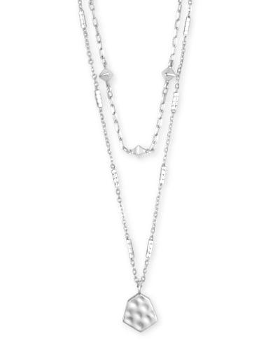 clove-necklace - Clove Multi Strand Necklace