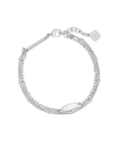 fern-multi-strand - Fern Multi Strand Bracelet