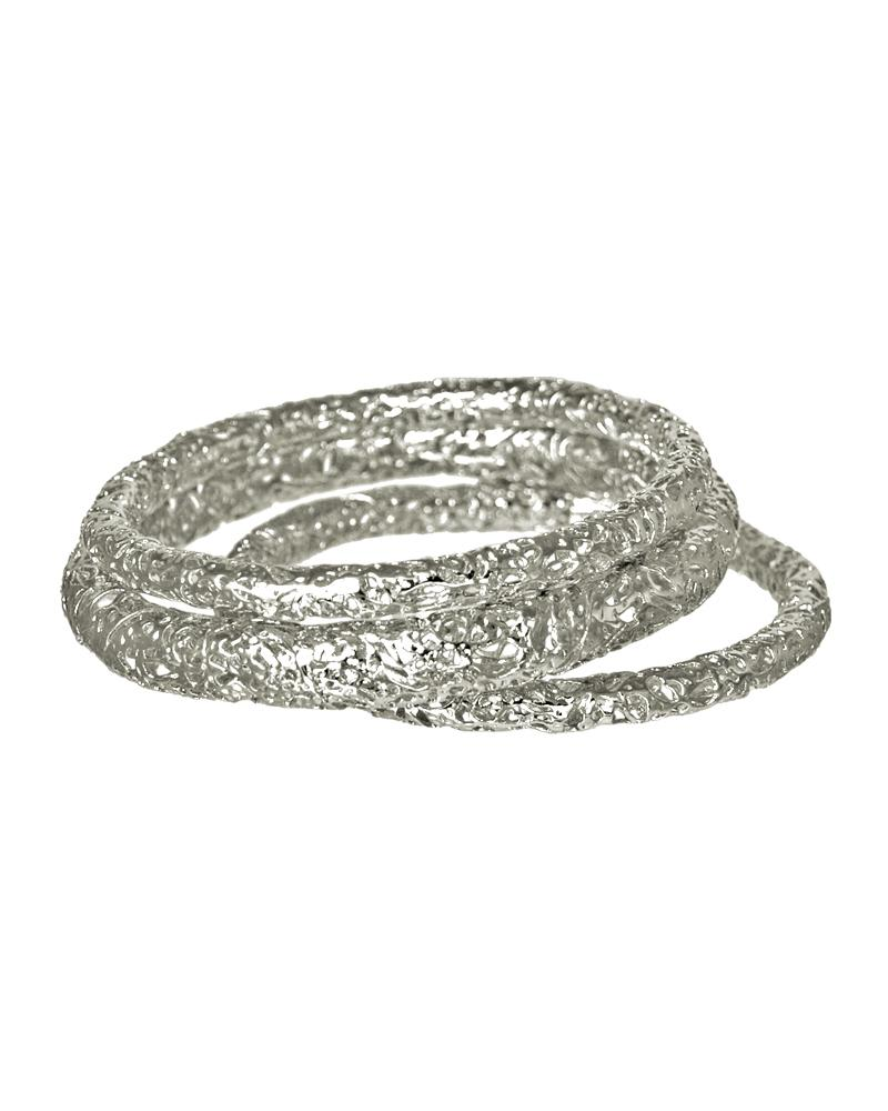 Lucca Bangle Bracelet Set
