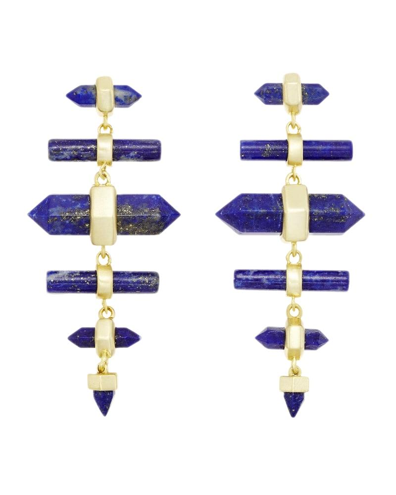 Talia Chandelier Earrings