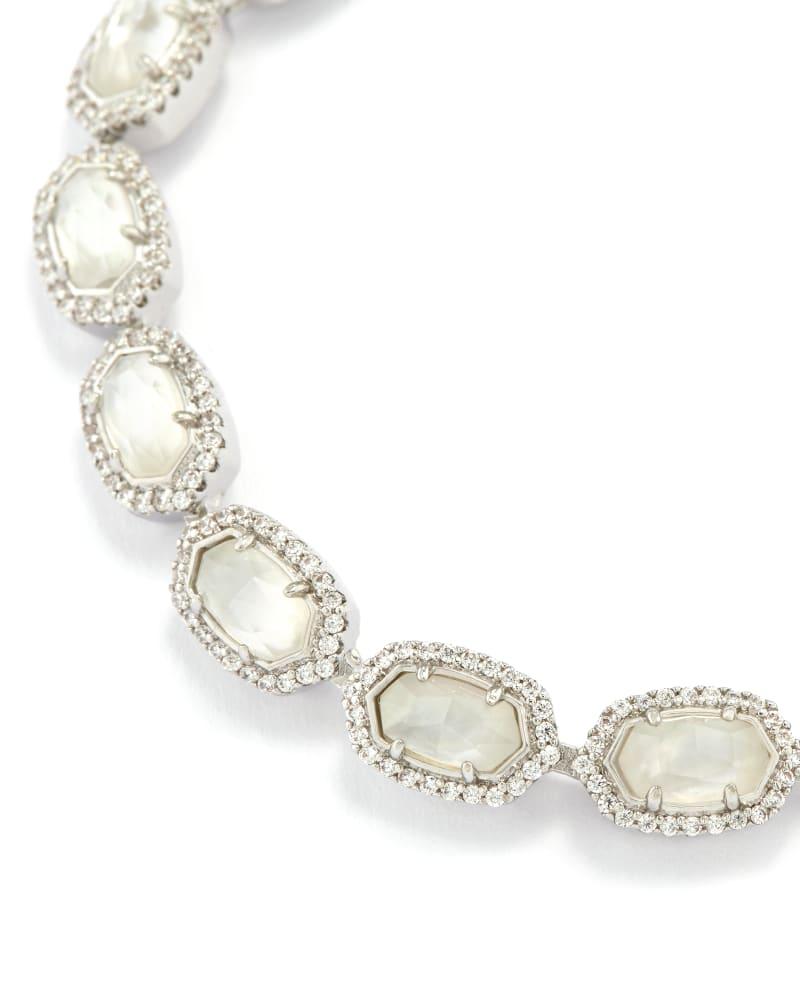 Cole Silver Link Bracelet