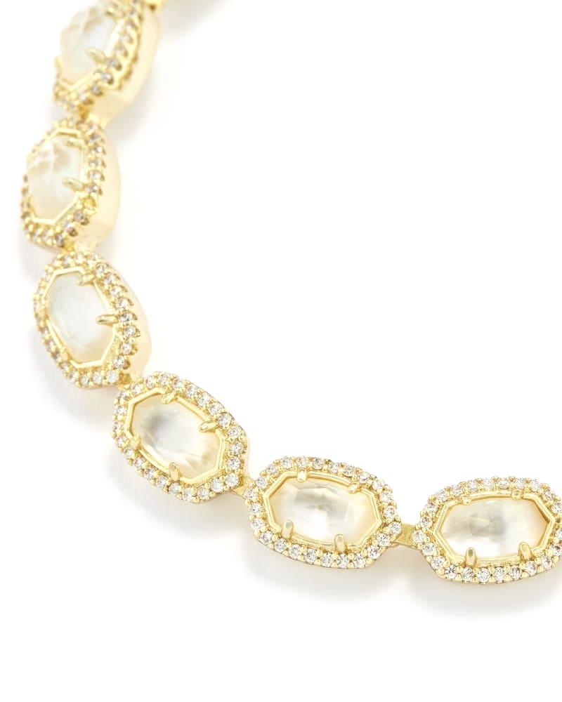 Cole Gold Link Bracelet