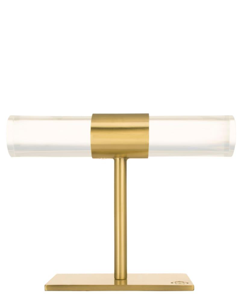 Small T-Bar Jewelry Stand in Antique Brass   Kendra Scott