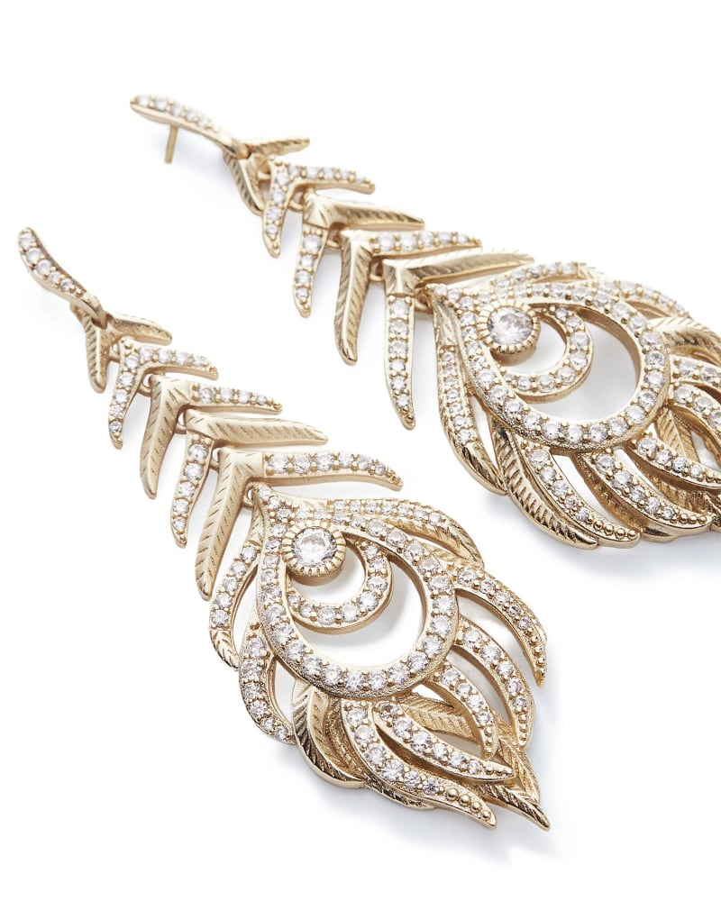 Elettra Statement Earrings
