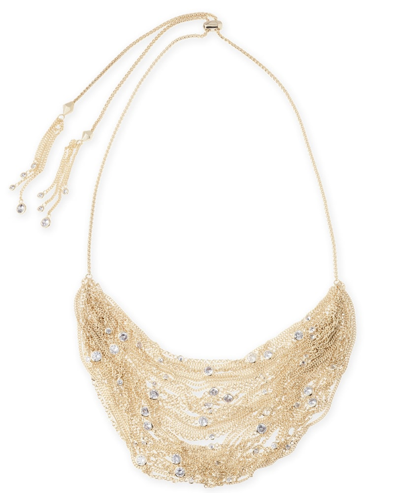 Anastasia Statement Necklace