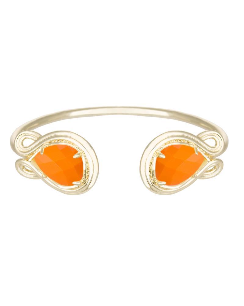 Andy Bracelet in Orange
