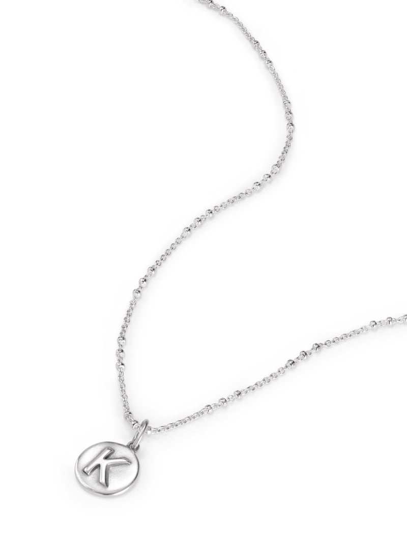 Satellite Chain Necklace in Sterling Silver