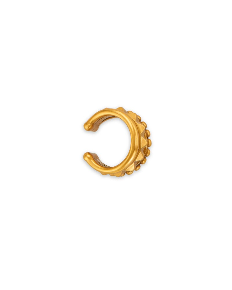 Shiva Vintage Gold Ear Cuff