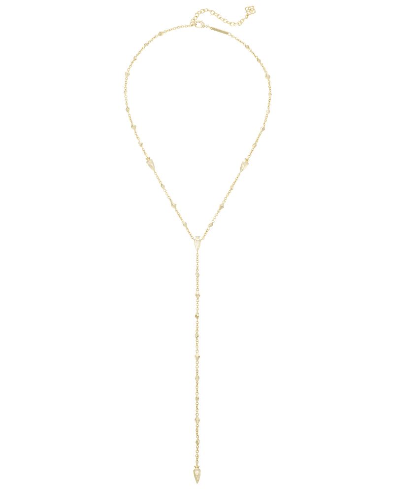 Grant Necklace in Gold