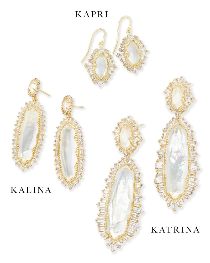 Kalina Statement Earrings