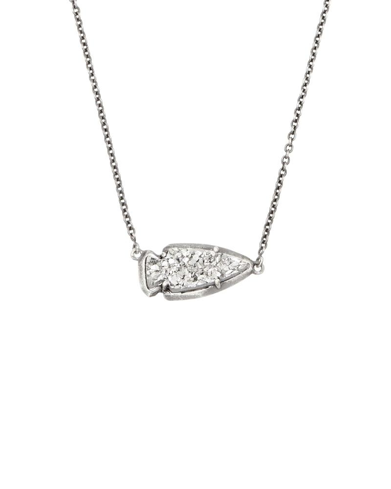 Kasey Arrowhead Pendant Necklace