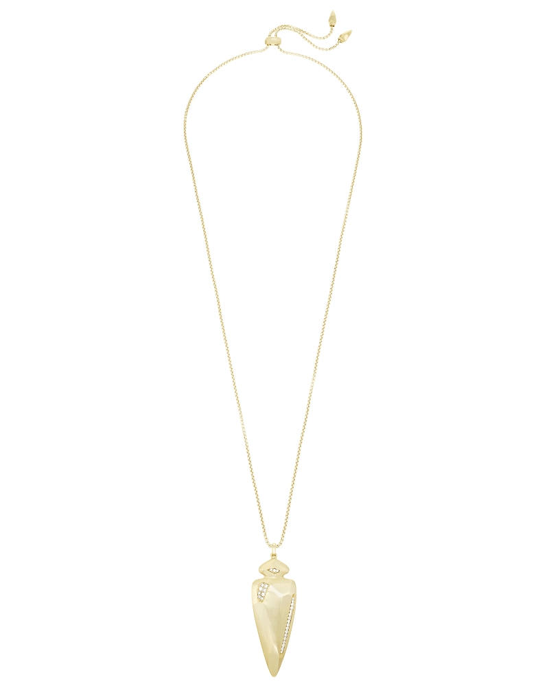 Staley Necklace in Gold