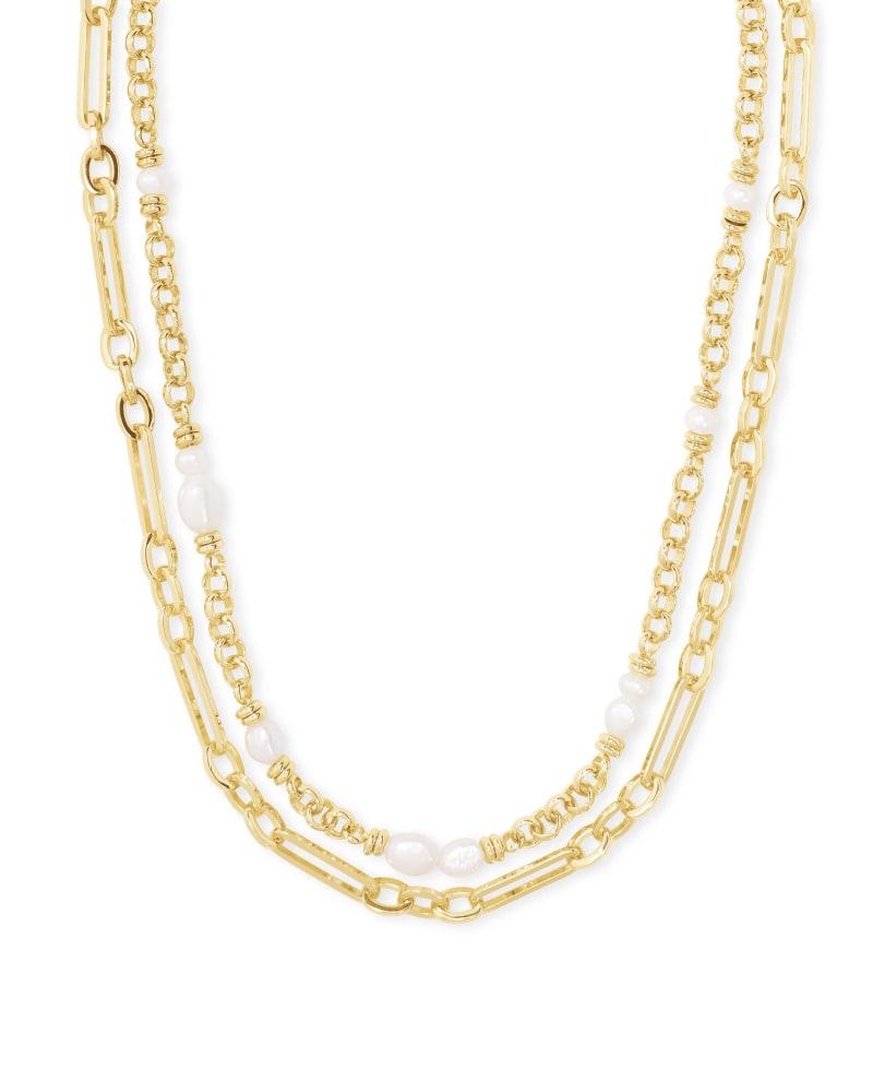 Mollie Multi Strand Necklace   Kendra Scott