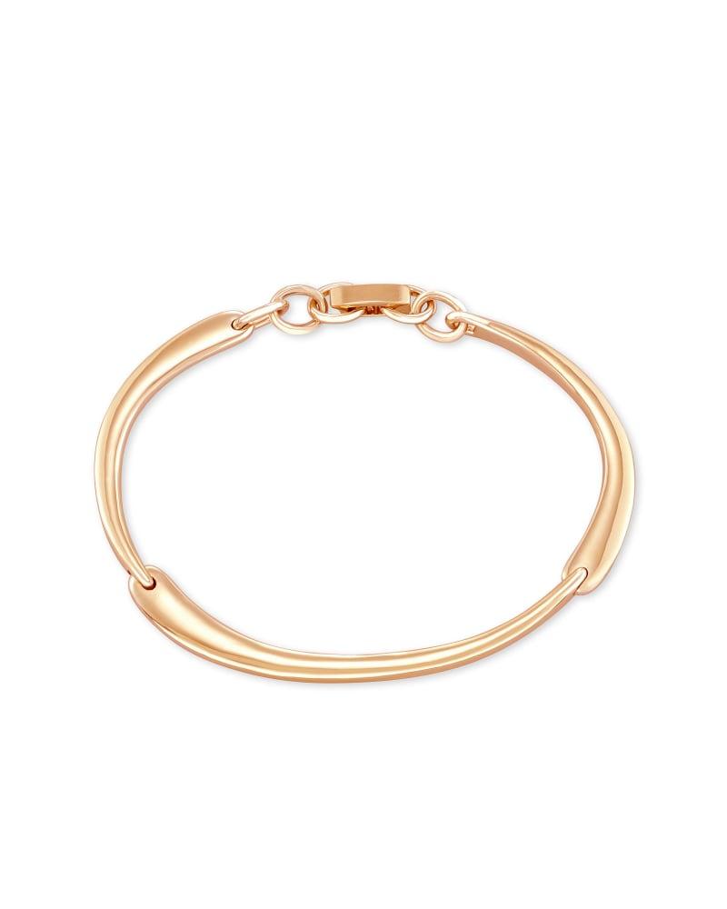 Lori Delicate Bracelet in Rose Gold