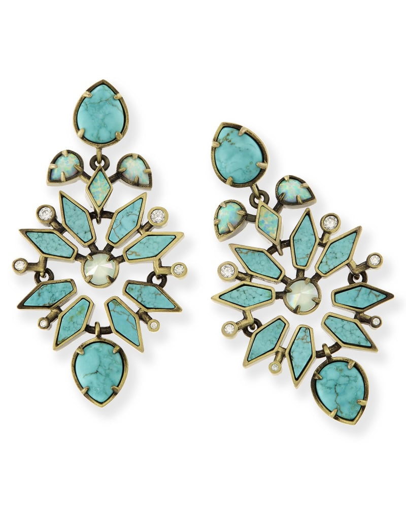 Aurilla Statement Earrings